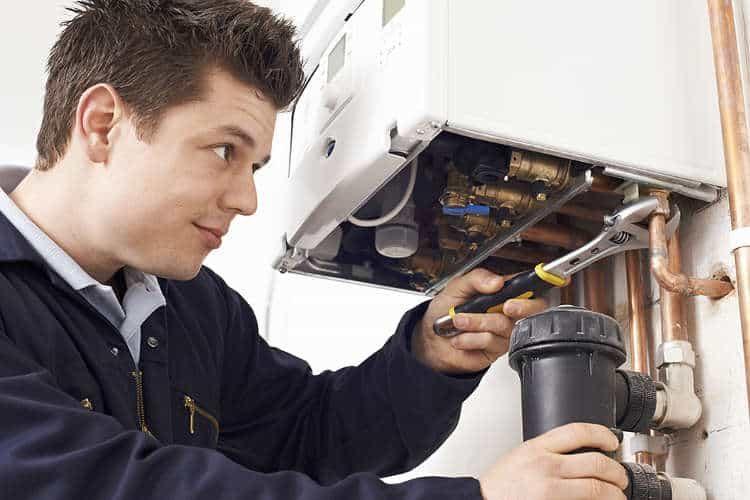 instalatii gaze termice